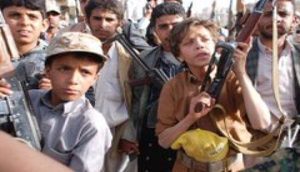 أطفال جندتهم المليشيا في العاصمة صنعاء يواجهون مصير القتل والمجهول